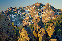 Sierra Buttes <br />