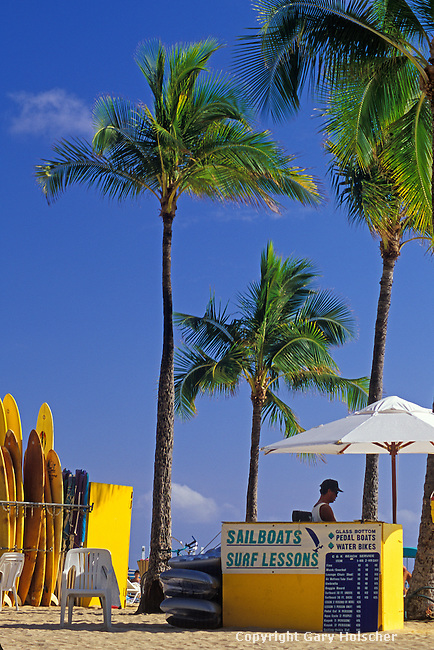 Hawaii surf shack. Oahu, HI.