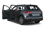 Car images of 2021 Volkswagen Tiguan Elegance 5 Door SUV Doors
