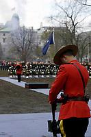 Ceremonie du souvenir, le 11 novembre 2012.<br /> <br /> PHOTOS :  Agence Quebec PresseNov 11, 2012 - Montreal, Quebec, CANADA -  Remembrance Day -