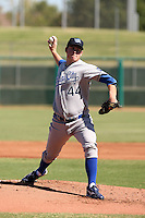 Blake Wood - Surprise Rafters, 2009 Arizona Fall League.Photo by:  Bill Mitchell/Four Seam Images..