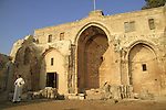 The Crusader Church of St. Anne in Zippori