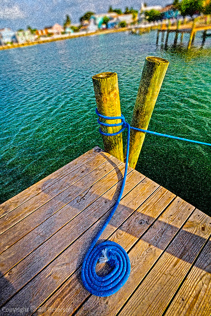 Abaco Dock perfect in Canvas/Canvas wrap and Matte print.<br />