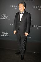 Park Chan-wook en photocall avant la soiréee Kering Women In Motion Awards lors du soixante-dixième (70ème) Festival du Film à Cannes, Place de la Castre, Cannes, Sud de la France, dimanche 21 mai 2017. Philippe FARJON / VISUAL Press Agency