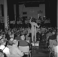 Elks Program @ B.M.S. H.S.H.S. Band 1954-55