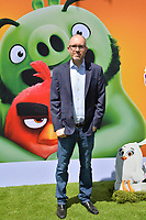 """LOS ANGELES, USA. August 10, 2019: John Cohen at the premiere of """"The Angry Birds Movie 2"""" at the Regency Village Theatre.<br /> Picture: Paul Smith/Featureflash"""