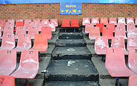 A general view of the interior of the Loftus Versfeld Stadium. Italy defeated USA 3-1 during the FIFA Confederations Cup at Loftus Versfeld Stadium, in Tshwane/Pretoria South Africa on June 15, 2009.