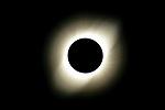 Chile, Coquimbo Region, solar eclipse