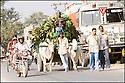 2006- Frontière du Népal et de l'Inde.