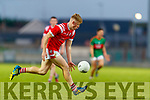 Evan Cronin, East Kerry during the Kerry County Senior Football Championship Final match between East Kerry and Mid Kerry at Austin Stack Park in Tralee on Saturday night.