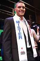 Mister France Eloy Pechier - Election de Mister France 2017 au Théatre le Palace - Paris, France - 14/03/2017