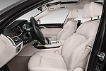 Front seat view of 2016 BMW 7-Reeks-Berline 4 Door Sedan Front Seat  car photos