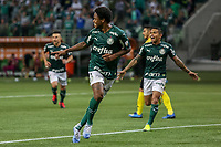 Sao Paulo (SP), 10/03/2020 - Palmeiras-Guarani - L. Adriano, do Palmeiras comemora seu gol, em partida contra o Guarani, valida pela fase de grupos da Copa Libertadores, no Allianz Parque, em Sao Paulo (SP), nesta terca-feira (10). (Foto: Marivaldo Oliveira/Codigo 19/Codigo 19)