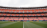 Cleveland, OH - June 12, 2018: The USWNT defeated China 2-1 during an international friendly at FirstEnergy Stadium.