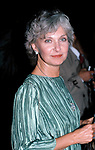 Joanne Woodward on April 10, 1983 in New York City