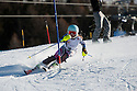 4/1/2017 under 14 girls slalom run 2