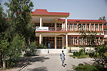2 June 2013,  Jalalabad, Afghanistan.   The Engineering Faculty at Nangarhar University in Jalalabad. Many of the facilities and equipment at the University are being provided under the World Bank funded Strengthening Higher Education Program (SHEP). The objective of the program is to restore basic operational performance at a group of core universities in Afghanistan. It aims to act as a catalyst to attract resources at Afghan tertiary education in the long term.  SHEP is the first major education investment in Afghanistan by the World Bank. In 2008 it received $US 5 million from ARTF to expand infrastructure and equipment to Universities in Kabul, Nangarhar , Balkh and Kandahar.  Picture by Graham Crouch/World Bank