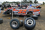 Feb 04, 2010; 3:49:47 PM; Gibsonton, FL., USA; The Lucas Oil Dirt Late Model Racing Series running The 34th Annual Dart WinterNationals at East Bay Raceway Park.  Mandatory Credit: (thesportswire.net)