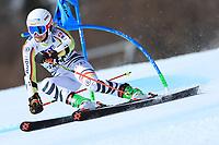 18th February 2021; Cortina d'Ampezzo, Italy; FIS Alpine World Ski Championships  Cortina Women's Giant Slalom; Andrea Filser (GER)
