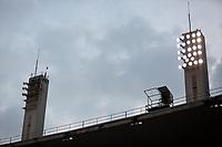 SÃO PAULO, SP 16.03.2019: SAO PAULO-PALMEIRAS - Refletores. São Paulo e Palmeiras em jogo válido pela décima primeira rodada do campeonato paulista, no estádio Pacaembu, zona oeste da capital. (Foto: Ale Frata/Codigo19)