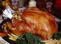 Whole Turkey with Fixings