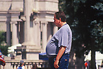 OVERWEIGHT PEOPLE