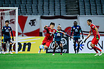 Shanghai SIPG FC (CHN) vs Sukhothai FC (THA) during their AFC Champions League 2017 Playoff Stage at the Shanghai Stadium, on 07 February 2017 in Shanghai, China. Photo by Marcio Rodrigo Machado / Power Sport Images