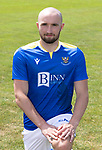 Chris Kane, St Johnstone FC...2021-22 Season<br />Picture by Graeme Hart.<br />Copyright Perthshire Picture Agency<br />Tel: 01738 623350  Mobile: 07990 594431
