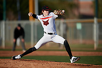 Jackson Reed during the Under Armour All-America Tournament powered by Baseball Factory on January 18, 2020 at Sloan Park in Mesa, Arizona.  (Mike Janes/Four Seam Images)