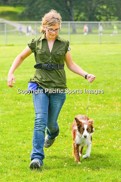 Silver Falls Kennel Club Fun Match, June 2, 2013