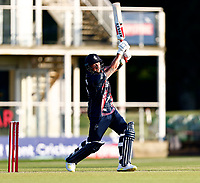 Darren Stevens hits out for Kent during Kent Spitfires vs Gloucestershire, Vitality Blast T20 Cricket at The Spitfire Ground on 13th June 2021