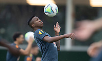 11th November 2020; Granja Comary, Teresopolis, Rio de Janeiro, Brazil; Qatar 2022 qualifiers; Vinicius Jr. of Brazil during training session in Granja Comary