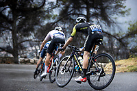 Adam Yates (AUS/Mitchelton-Scott)<br /> <br /> 107th Tour de France 2020 (2.UWT)<br /> (the 'postponed edition' held in september)<br /> Stage 1 from Nice to Nice 156km<br /> ©kramon