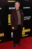 """NEW YORK, NY - FEBRUARY 04: Bill Murray at the New York Premiere Of Columbia Pictures' """"The Monuments Men"""" held at Ziegfeld Theater on February 4, 2014 in New York City, New York. (Photo by Jeffery Duran/Celebrity Monitor)"""