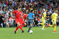 St. Paul, MN - Tuesday June 18, 2019: Wil Trapp of the United States during a 2019 CONCACAF Gold Cup group D match between the United States and Guyana on June 18, 2019 at Allianz Field in Saint Paul, Minnesota.