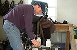 Brendan Walsh; Exercise Rider for NATM