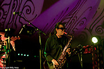 """Outwardly known to the universe as the saxophonist and guitarist for Pink Floyd, Supertramp, and Toto, Scott Page is so much more than a musician and performer. He's also an entrepreneur and a technical phenomenon, serving as CEO for a master project called Think:EXP. It's based in Los Angles and described by Scott as """"a live immersive."""