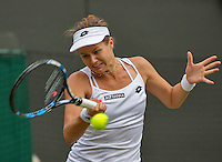 London, England, 30 june, 2016, Tennis, Wimbledon, Jana Cepelova (SVK)<br /> Photo: Henk Koster/tennisimages.com