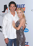 Camille Grammer and Dimitri Charalambopoulos at The 19th ANNUAL RACE TO ERASE MS GALA held at The Hyatt Regency Century Plaza Hotel in Century City, California on May 18,2012                                                                               © 2012 Hollywood Press Agency