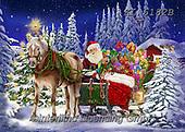 Interlitho-Franco,CHRISTMAS SANTA, SNOWMAN, WEIHNACHTSMÄNNER, SCHNEEMÄNNER, PAPÁ NOEL, MUÑECOS DE NIEVE, paintings+++++,KL6182B,#x# ,puzzle,puzzles