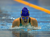 Mya Rasmussen (200m medley). Session ten on day five of the 2017 National Age Group Swimming Championships at  Wellington Regional Aquatic Centre in Wellington, New Zealand on Saturday, 25 March 2017. Photo: Dave Lintott / lintottphoto.co.nz