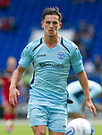 St Johnstone FC...Season 2012-13.Ryan Donaldson.Picture by Graeme Hart..Copyright Perthshire Picture Agency.Tel: 01738 623350  Mobile: 07990 594431