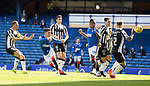 Rangers v St Mirren: Ianis Hagi shoots wide