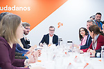 Meeting of the permanent committee of Ciudadanos in Madrid. November 18 2019 (Alterphotos/Francis Gonzalez)