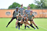 NWSL Championship Training Day, October 7, 2016