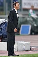 ROME, Italy - September 29, 2013: Roma beats Bologna 5-0 during the Serie A match in Olimpico Stadium.