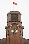 The Clock Tower On The Wuhu Custom House.
