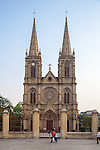 Sacred Heart Roman Catholic Cathedral, Guangzhou (Canton).