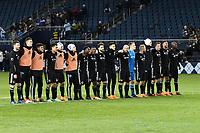Sporting Kansas City vs D.C. United, March 31, 2018