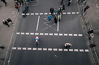 Arnaud Démare (FRA/FDJ) to the start<br /> <br /> 104th Tour de France 2017<br /> Stage 2 - Düsseldorf › Liège (203.5km)